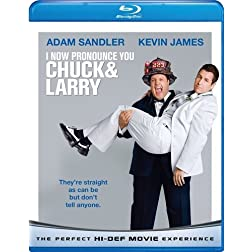 I Now Pronounce You Chuck and Larry [Blu-ray]