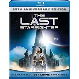 The Last Starfighter 25th Anniversary [Blu-ray]