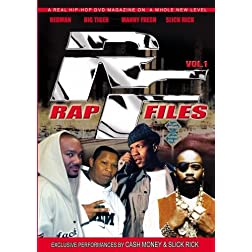 Rap Files vol. 1