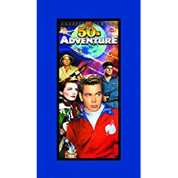 50s Adventure TV Classics (10-DVD)