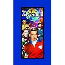 50s Adventure TV Classics (10-DVD)