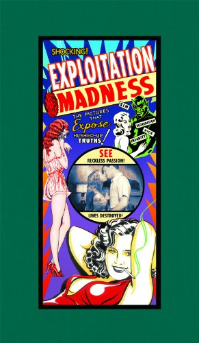 Exploitation Madness (10-DVD)