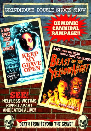 Grindhouse Double Feature: Beast Of Yellow Night (1971) / Keep My Grave Open (1976)