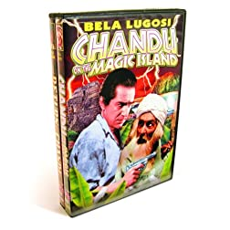 Chandu Classic Movie Collection (Chandu On Magic Island / Return Of Chandu) (2-DVD)