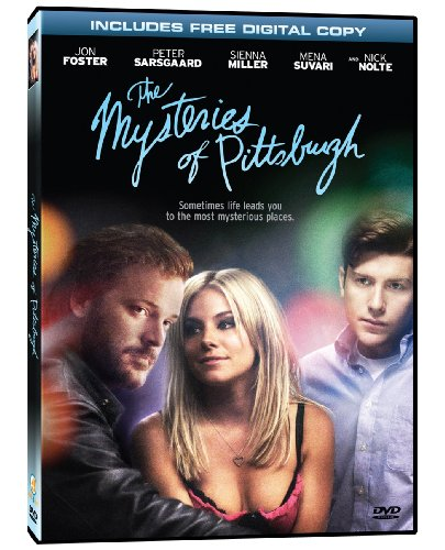 The Mysteries of Pittsburgh (+ Digital Copy)