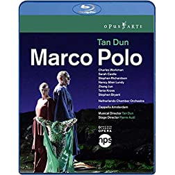 Tan Dun: Marco Polo - An Opera Within an Opera [Blu-ray]