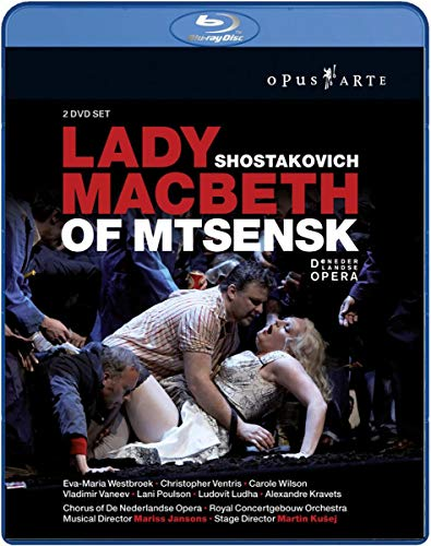 Lady MacBeth of Mtsensk [Blu-ray]