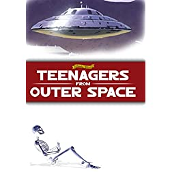 Teenagers from Outer Space (1959) [Remastered Edition]