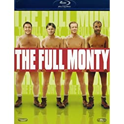 Full Monty (1997) [Blu-ray]