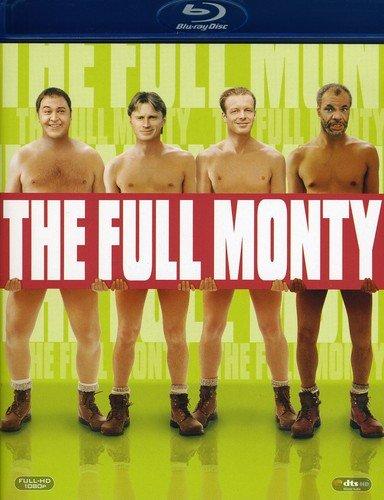 Full Monty (1997) [Blu-ray]