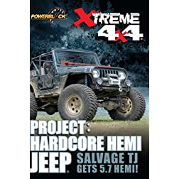 Project: Hardcore Hemi Jeep