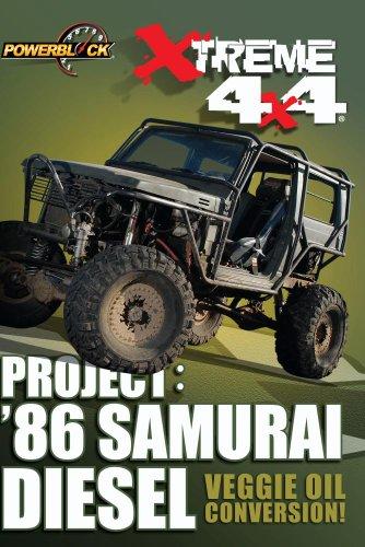 Project: '86 Samurai Diesel