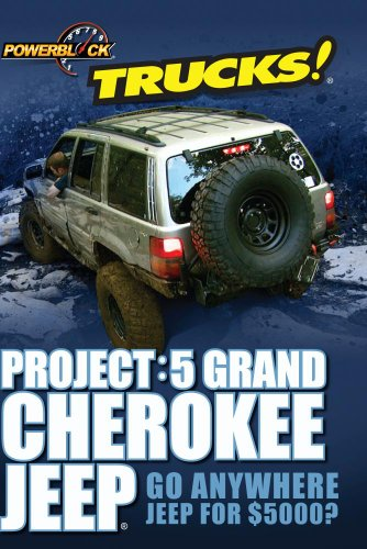 Project: 5 Grand Cherokee