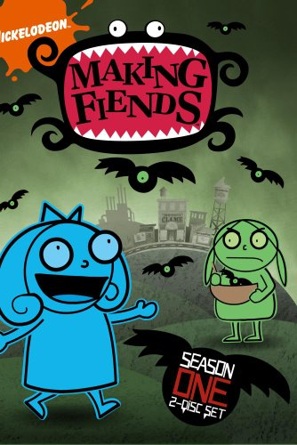 Making Fiends Season 1 (2 Disc Set)