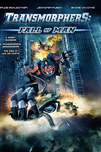 Transmorphers: Fall of Man [Blu-ray]