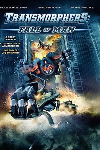 Transmorphers: Fall of Man [Blu-ray]