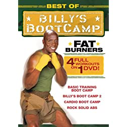 Billy's Bootcamp-Best of Fat Burners