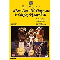 Knussen, Sendak: Where The Wild Things Are / Higglety Pigglety Pop!