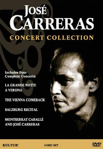 Jose Carreras Concert Collection