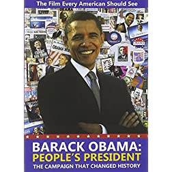 Barack Obama: People's President