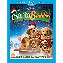 Santa Buddies (Two-Disc Blu-ray/DVD Combo) [Blu-ray]