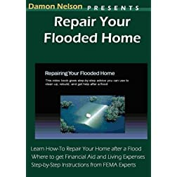 Repair Your Flooded Home