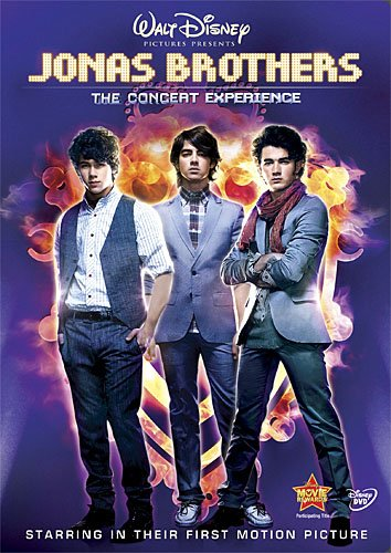 Jonas Brothers: The Concert Experience (Single-Disc Edition)