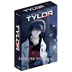 Irresponsible Captain Tylor Ova Series Remastered DVD Collection