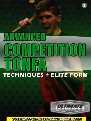 Advanced Competition Tonfa - Techniques and Form!