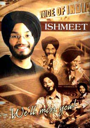 We'll Miss You Ishmeet Voice of India (Dvd)
