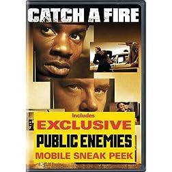 Universal Catch A Fire [dvd] [w/public Enemies Sneak Peek]