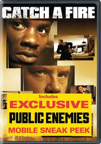 Universal Catch A Fire [dvd] [w/public Enemies Sneak Peek]