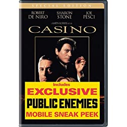 Universal Casino [dvd] [w/public Enemies Sneak Peek]