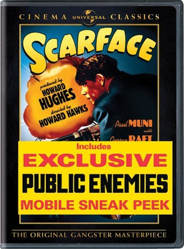 Universal Scarface [1932] [dvd] [w/public Enemies Sneak Peek]