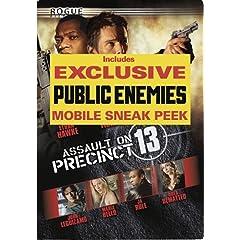 Universal Assault On Precinct 13 [dvd] [w/public Enemies Sneak Peek]