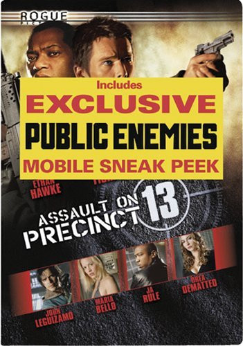 Universal Assault On Precinct 13 [dvd] [w/public Enemies Sneak Peek]