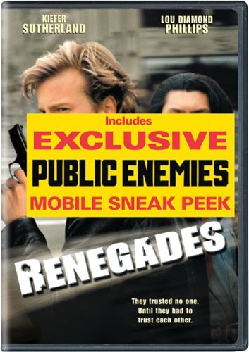 Universal Renegades [dvd] [w/public Enemies Sneak Peek]