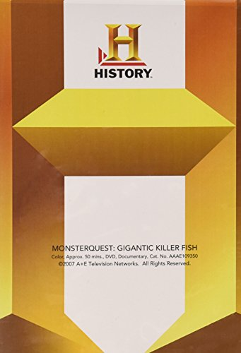 MonsterQuest: Gigantic Killer Fish