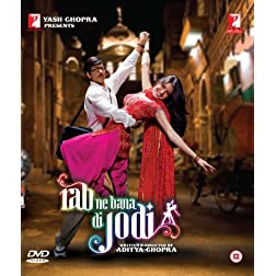 Rab Ne Bana Di Jodi (Dvd)