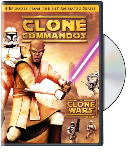 Star Wars: The Clone Wars - Clone Commandos (TV Series Season 1, Vol. 2)