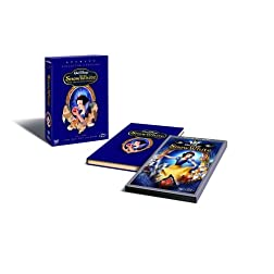Snow White and the Seven Dwarfs (Collector's Book Set) [Blu-ray]