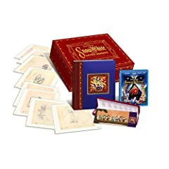 Snow White and the Seven Dwarfs (Limited Edition Collector's Set) [Blu-ray]