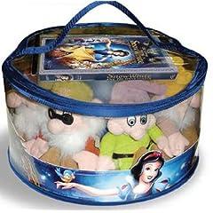 Snow White and the Seven Dwarfs (Plush Gift Set plus Two-Disc Blu-ray/DVD Combo) [Blu-ray]