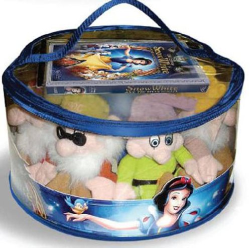Snow White and the Seven Dwarfs (Plush Gift Set plus Two-Disc Blu-ray/DVD Combo) [Blu-ray]