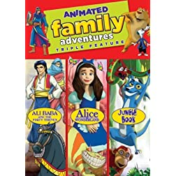 Animated Family Adventures