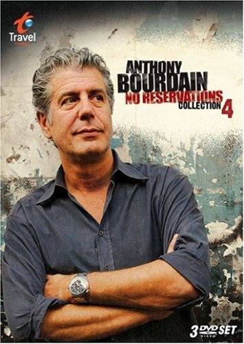 Anthony Bourdain: No Reservations - Collection Four