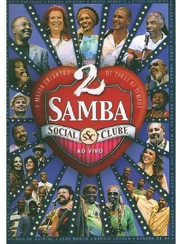 Vol. 2-Samba Social Clube