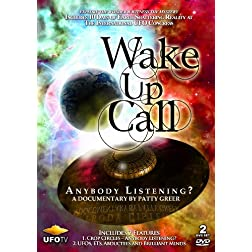 Wake Up Call - Anybody Listening? 2 DVD Set