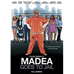 Tyler Perry's Madea Goes to Jail (Fullscreen Edition)