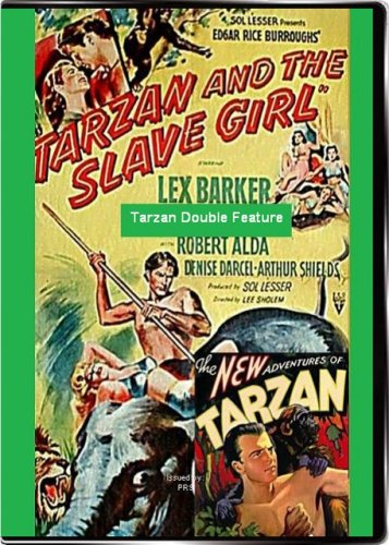 Tarzan and the Slave Girl / The New Adventures of Tarzan
